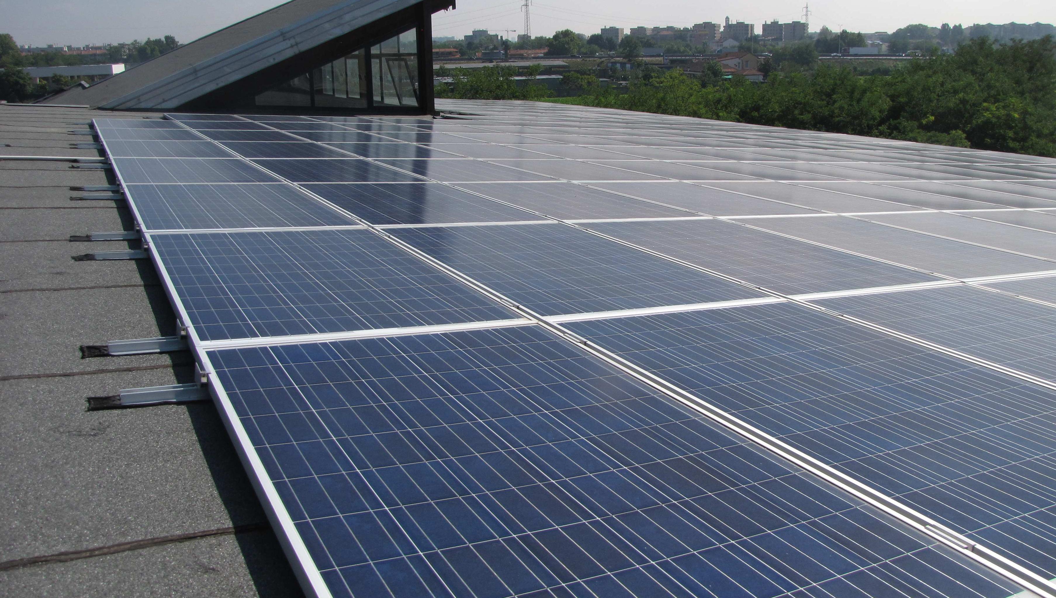 BIOPAP - Tetto fotovoltaico