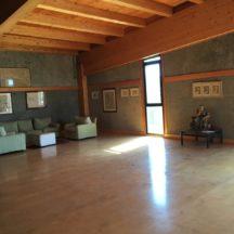 BIOPAP - Uffici (rivestimento betulla e granito)