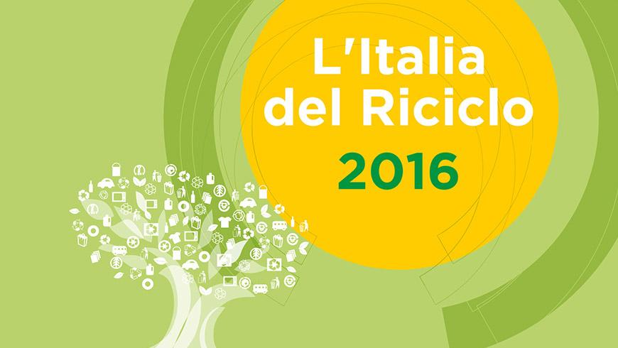 Italia del riciclo 2016