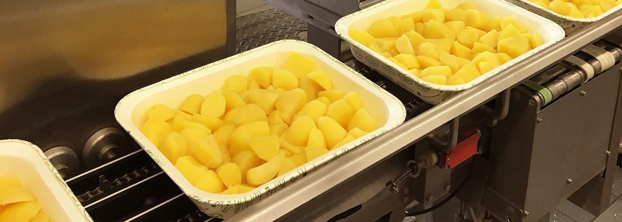 Contenitori per alimenti biodegradabili BIOPAP® LC - Linea Catering