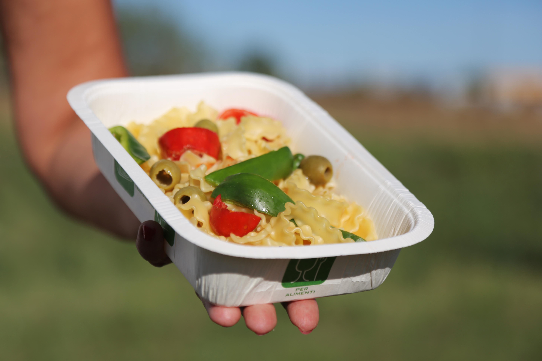 Contenitori per alimenti biodegradabili BIOPAP® LP - Linea Professionale