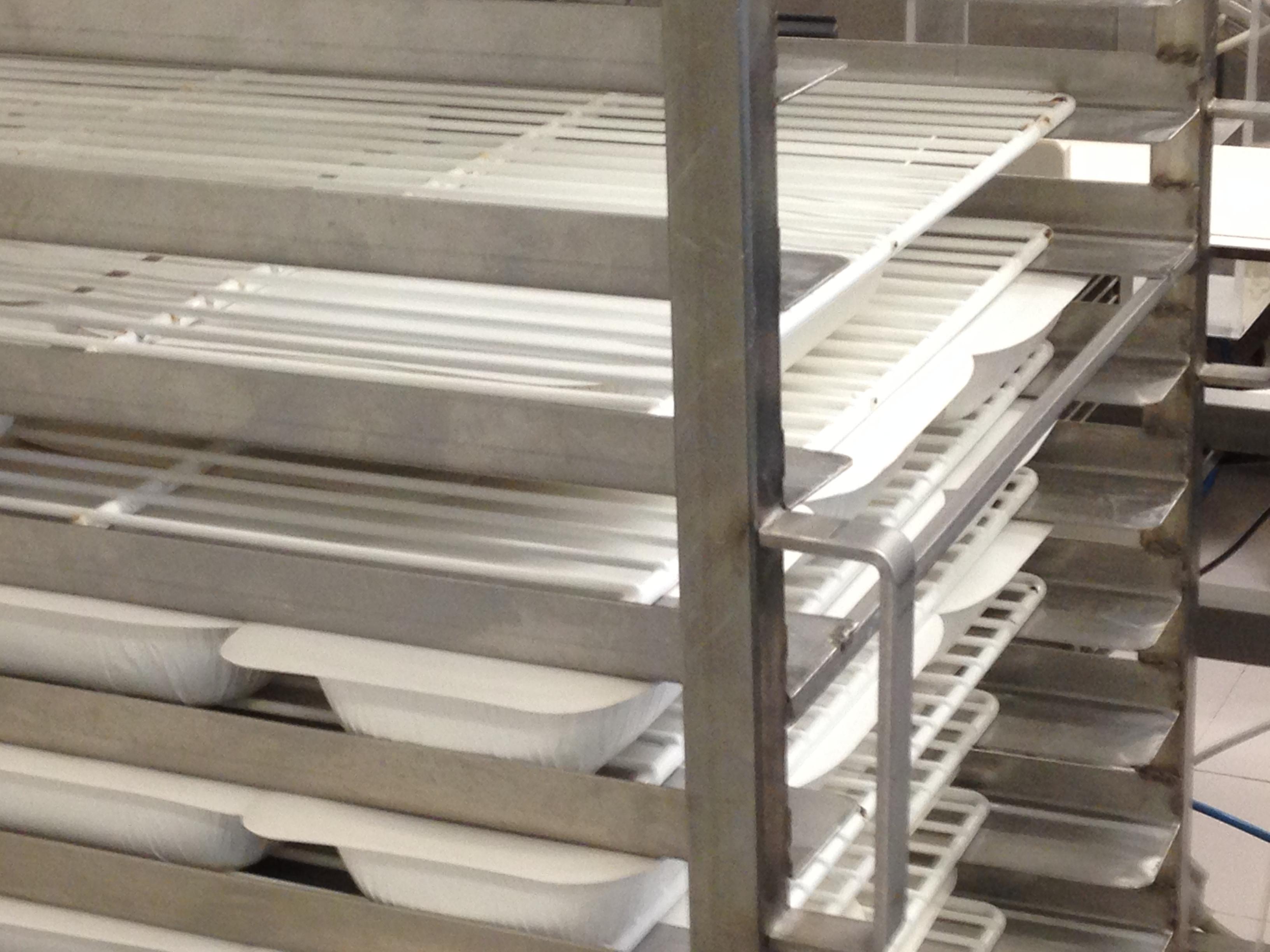 Contenitori BIOPAP® per la preparazione di piatti pronti surgelati